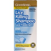 Good Sense Lice Killing Shampoo