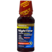Good Sense NiteTime Cold & Flu Relief Cherry 8oz