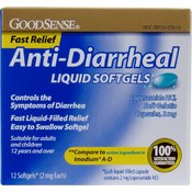 Good Sense Anti-Diarrheal Liquid Softgel