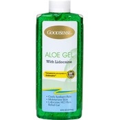 Good Sense Aloe With Lidocaine Gel 8 oz