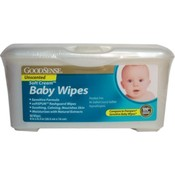 Good Sense Baby Wipes Tub Unscented Sensitive