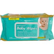 Good Sense Baby Wipes Unscented 72ct Tub
