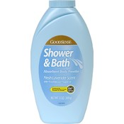 Good Sense Shower & Bath Powder-Lavender