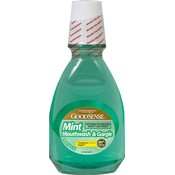Good Sense Green Mouthwash Wholesale Bulk