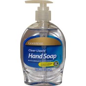 Good Sense Liquid Hand Soap Clear