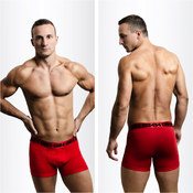 Red Boxer-Briefs S