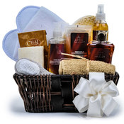 Spa in a Basket Gift Basket