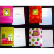 Assorted 2-Pack Holiday Greeting Cards