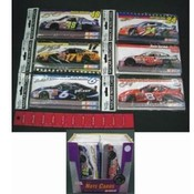 Pack of 6 Nascar Note Cards with Envelopes