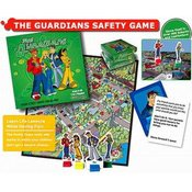 The Guardians - Kids Safety Board Game