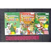 3-Pack Assorted Children's Christmas Fun Pad Books