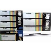 Kids M&amp;M Dry Erase Goal Chart with Marker