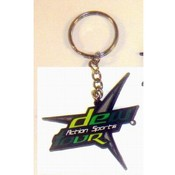 Mountain Dew Action Sports Tour Rubber Keychain