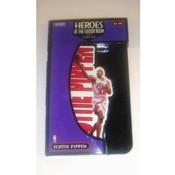 Scottie Pippen Chicago Bulls 3D Magnet