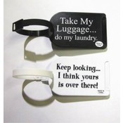 2-Pack Clever Message Luggage Tags Wholesale Bulk
