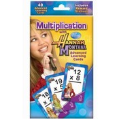 Hannah Montana Advanced Multiplication Learning Fl