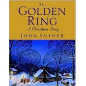 &quot;The Golden Ring&quot; - Christmas Hard Cover Gold Book