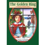 &quot;The Golden Ring&quot; Christmas Hard Cover Green Book
