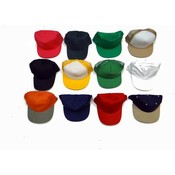Assorted High Quality Blank Baseball Hats