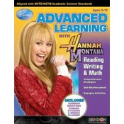 Hannah Montana Advanced Learning Reading, Writing