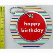American Greetings Happy Birthday Circle Gift Tags