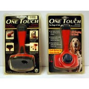 One Touch Self Cleaning Dog/Cat Pet Brush