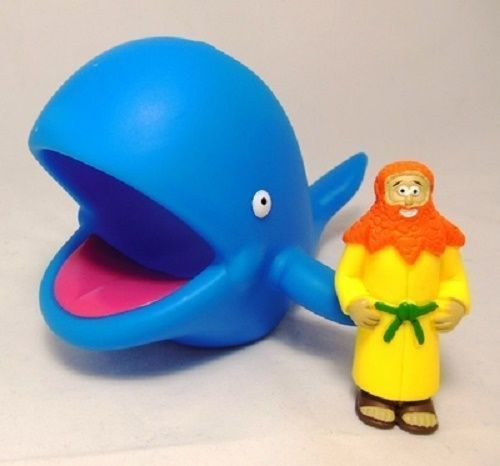 Jonah & Whale Christian ACTION FIGURE [2122402]