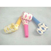 Noisemaker Horn Blowouts Assorted Colors!
