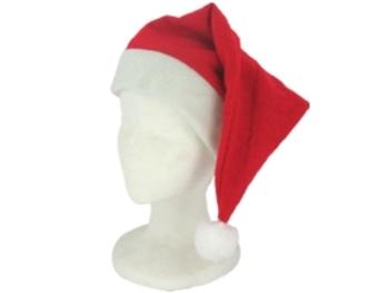 Adult Size CHRISTMAS Santa Hat [426478]