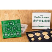 Holiday Cookie Stamps Gift Set