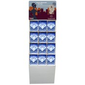 Frozens Diamonds Ice Tray Floor Display