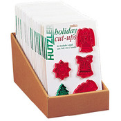 Holiday Cut-Ups, Set of 5