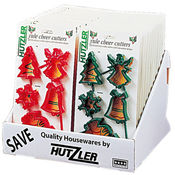 """Yule Cheer"" Cookie Cutters Counter Display"