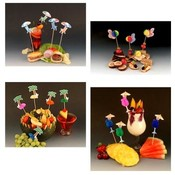 Tropical Party Picks Wholesale Bulk