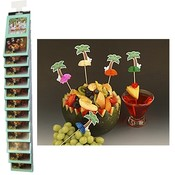 Palm Tree Party Picks Wholesale Bulk