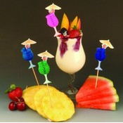 Tropical Drink Party Picks Wholesale Bulk
