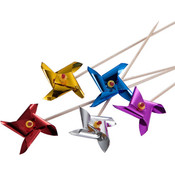 Pinwheel Party Picks Wholesale Bulk