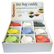 Tea Bag Caddy Counter Display