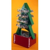 Cookie Cutters on Hanging Triangle X-mas Tree F/D
