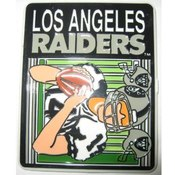 Los Angeles Raiders Magnet