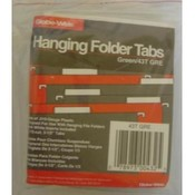 Globe Weis Hanging File Folder Tabs Wholesale Bulk