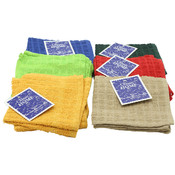 2 pk Solid Terry Dish Cloth
