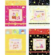 Large Window Birthday Bag Wholesale Bulk