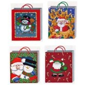 Jumbo Kids Christmas Gift Bags Wholesale Bulk