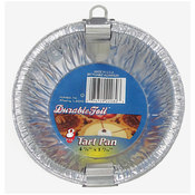 Foil Mini Pie/Tart Pans - 8 Pack