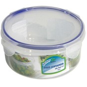 32 oz Click Lock Food Round Storage Container Wholesale Bulk