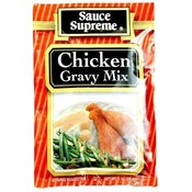Sauce Supreme - Chicken Gravy Mix