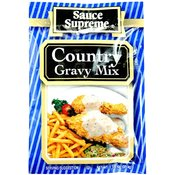 Sauce Supreme - Country Gravy Mix