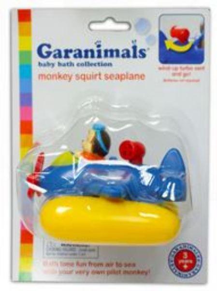 wholesale garanimals monkey squirt seaplane  sku 2277287  dollardays