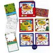 HDI 2015 Kid's Wall Calendars - 16 month Wholesale Bulk